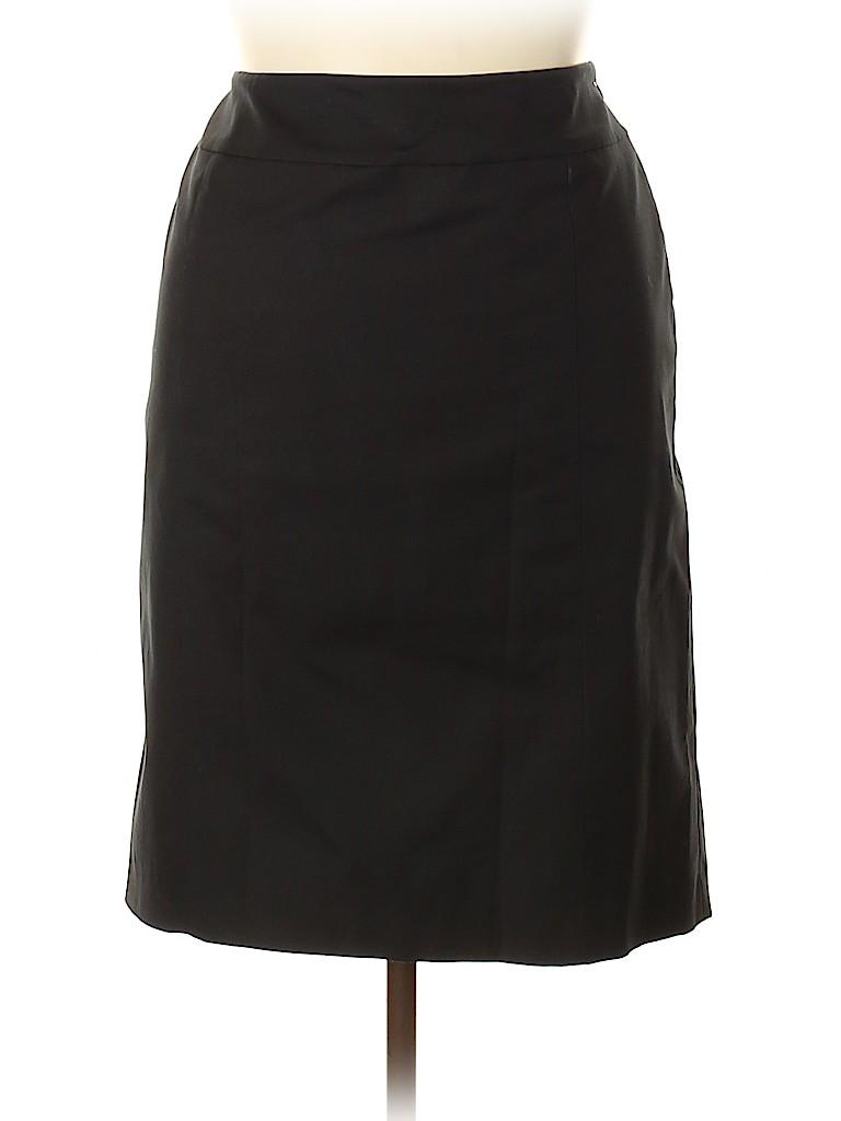 Lafayette 148 New York Women Casual Skirt Size 16