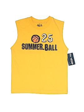 City College USA Sleeveless T-Shirt Size 6