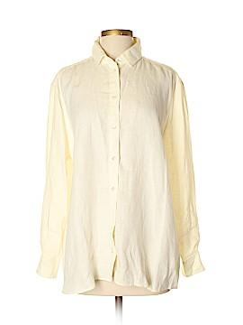 J Brand Long Sleeve Button-Down Shirt Size S