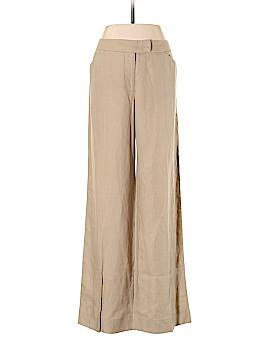Giorgio Armani Linen Pants Size 46 (IT)