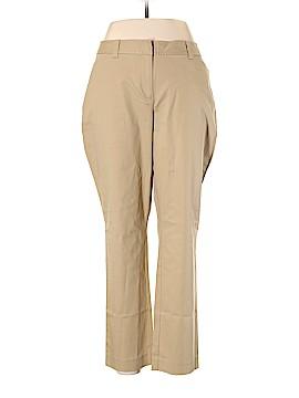 Talbots Outlet Khakis Size 16
