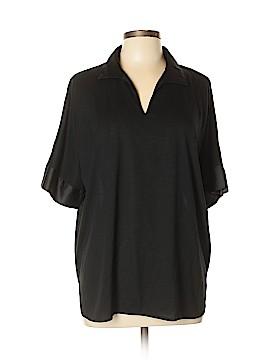 Natori Short Sleeve Top Size L