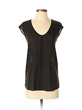 J. Crew Factory Store Short Sleeve Blouse Size 4
