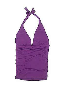 Carmen Marc Valvo Swimsuit Top Size 8