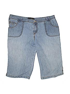 Venezia Denim Shorts Size 20 (Plus)