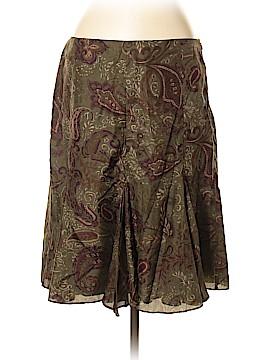 Lauren by Ralph Lauren Silk Skirt Size 12