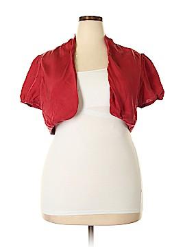 Seven7 Silk Blazer Size 18 - 20 (Plus)