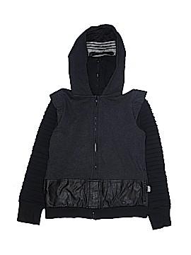 Disney Zip Up Hoodie Size 8
