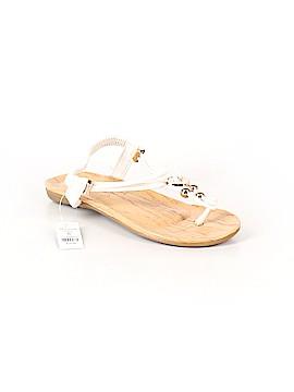 SWS Streetwear Society Sandals Size 8