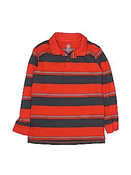 Faded Glory Long Sleeve Polo Size 10 - 12