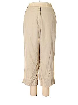 Counterparts Linen Pants Size 24 (Plus)