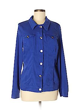 Gloria Vanderbilt Denim Jacket Size M
