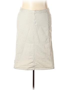 Cj Banks Casual Skirt Size 26W (Plus)