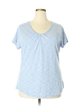 Hanes Short Sleeve Top Size XXL