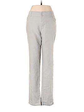 New York & Company Linen Pants Size 12