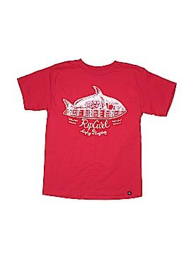 Rip Curl Short Sleeve T-Shirt Size M (Kids)