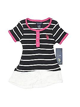 U.S. Polo Assn. Short Sleeve Top Size 2T