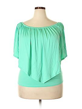 Boston Proper Short Sleeve Top Size XL