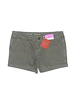 Mossimo Khaki Shorts Size 0