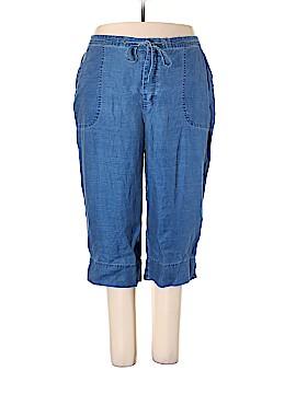 Elisabeth by Liz Claiborne Linen Pants Size 20 (Plus)