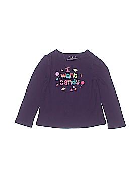 Jumping Beans Long Sleeve T-Shirt Size 4T