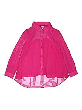 Apollo Girl Long Sleeve Blouse Size 7 - 8