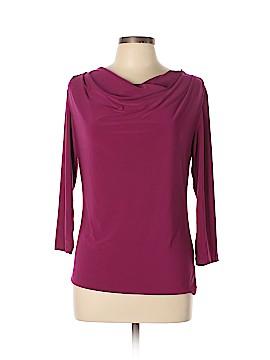 DressBarn Long Sleeve Top Size M