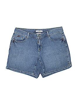 Tommy Hilfiger Denim Shorts Size 16W