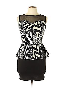 Snap Cocktail Dress Size L