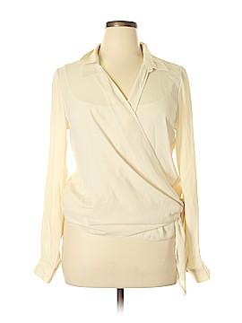 Venus Long Sleeve Blouse Size 14