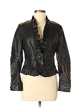 Bagatelle Faux Leather Jacket Size M (Petite)