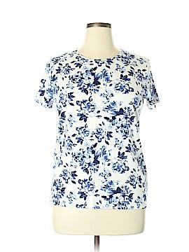 Croft & Barrow Short Sleeve T-Shirt Size XL