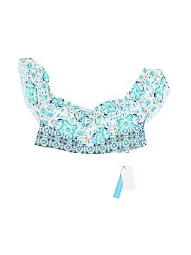 Bleu Rod Beattie Swimsuit Top Size 10