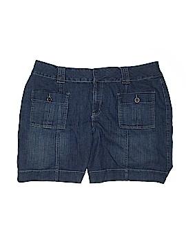 Venezia Denim Shorts Size 24 (Plus)