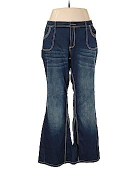Elite Jeans Jeans Size 19