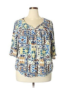Ariat Short Sleeve Blouse Size XXL