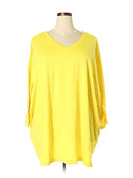 Venezia 3/4 Sleeve T-Shirt Size 24 Plus (6) (Plus)