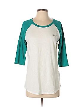 Heat Gear by Under Armour Short Sleeve T-Shirt Size M