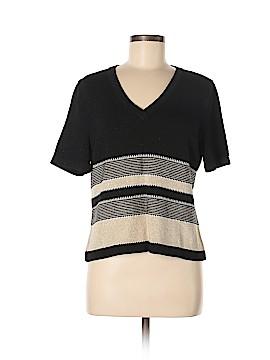 St. John Sport Short Sleeve Top Size L