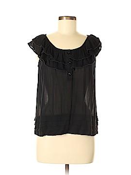 Odille Short Sleeve Blouse Size 4
