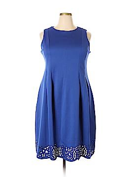 Sociology Casual Dress Size 1X (Plus)
