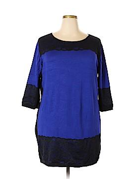 K. Jordan Pullover Sweater Size 2X (Plus)
