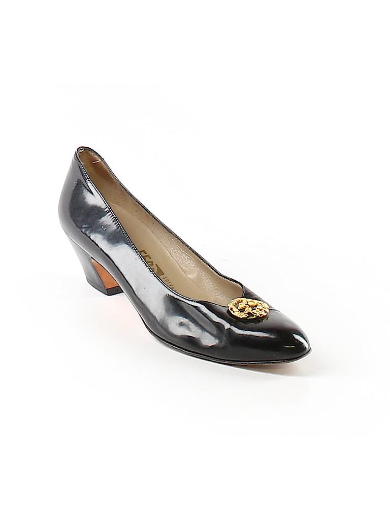 Salvatore Ferragamo Women Heels Size 8