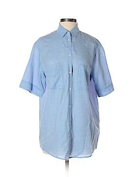 IRO Short Sleeve Button-Down Shirt Size 36 (FR)