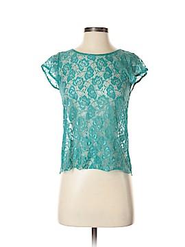 Emmelle Short Sleeve Blouse Size S