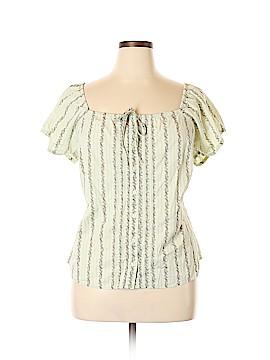 Venezia Short Sleeve Blouse Size 18 - 20 Plus (Plus)