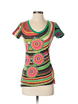 Desigual Short Sleeve T-Shirt Size S