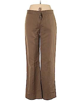 Moschino Linen Pants Size 10