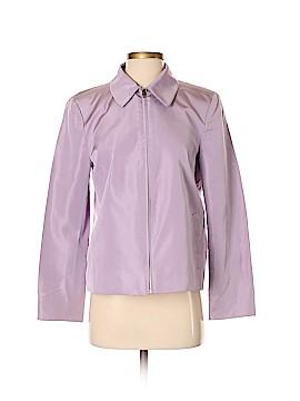 Michael Kors Silk Blazer Size 10