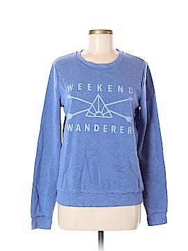 Well Worn Sweatshirt Size M